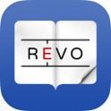 REVO - speed read your epub icon