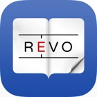 REVO - speed read your epub icon