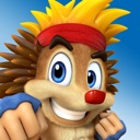 Crazy Hedgy - Beat 'em up 3D Platformer / Jump