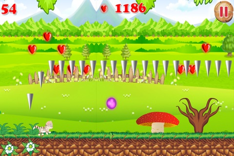 Adventure Time With Cute Kitty Angela - Have Fun And Run (Pro) screenshot 3
