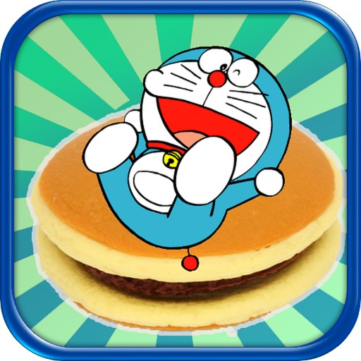 PRO Game for Doreamon Comic's Fan - Unofficial Fat Cat Doremon run and race to eat doughnut game iOS App