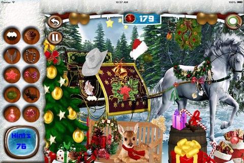 Winter Tale Hidden Objects screenshot 3