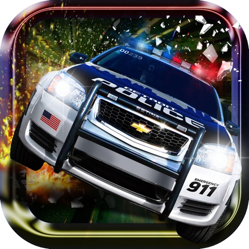 Police Racing Lanes iOS App