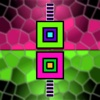 Block Reverse - Geometry Reverse Dash - Don't touch the Spikes Block