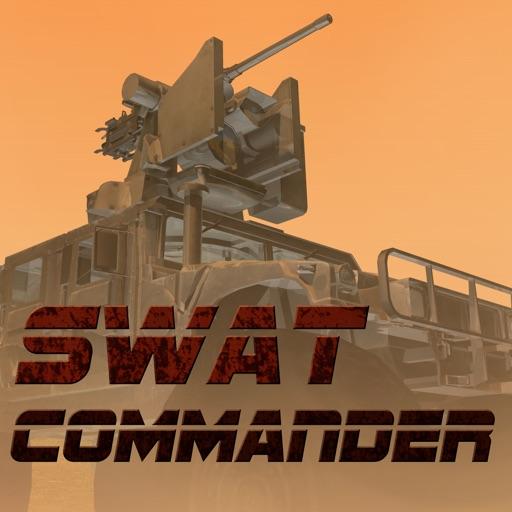 SWAT Commander Fighting Force Pro - cool gun shooting action game iOS App