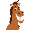 Buffalo Princess Enterprises LLC - HorseMoji: Equestrian Emoji  artwork