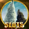 AAA Wolf Snow Slots Of Rich City HD Game