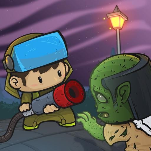 Zombie Blaster - Puzzle Game iOS App