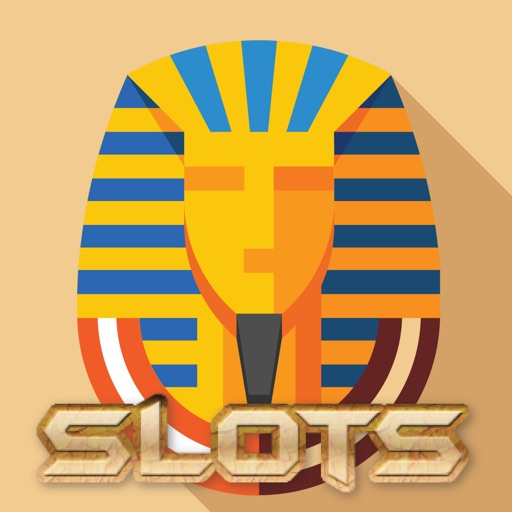 Slots - Pharaoh and Cleopatra Treasure Machine iOS App