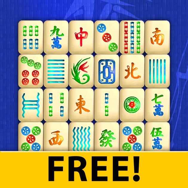 free mahjong app