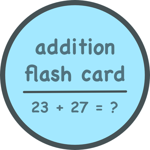 Addition Flash Card