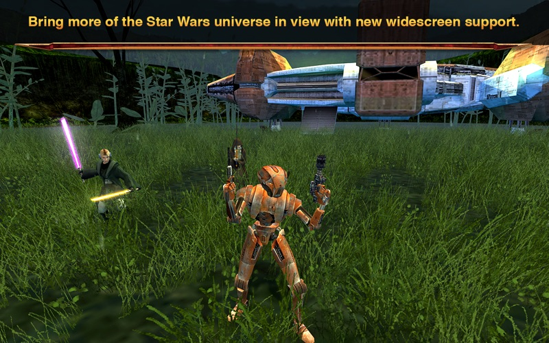 Star Wars®: Knights of the Old Republic™ II Screenshots