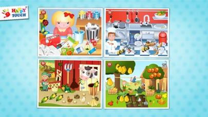 Jeux pour enfants - Nettoyer - de Happy-Touch® PocketCapture d'écran de 5