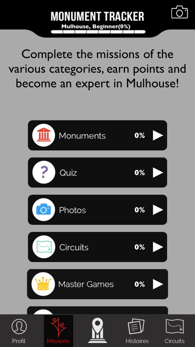 mulhouse guide monument tracker app insight download. Black Bedroom Furniture Sets. Home Design Ideas