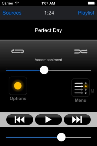 Pianoforce Remote screenshot 1
