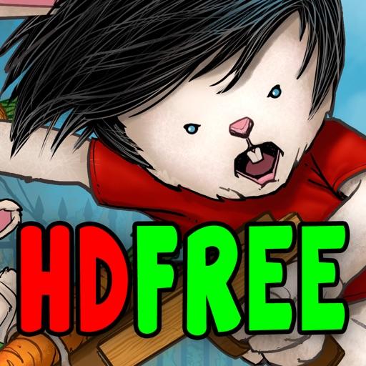 Zombie Squash HD Free iOS App