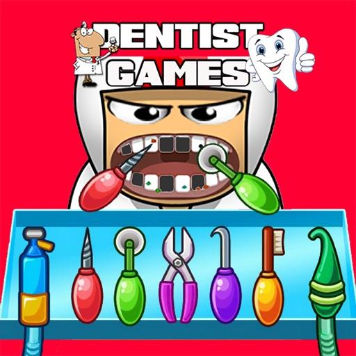Doctor Kick Dentist Game For Kids iOS App