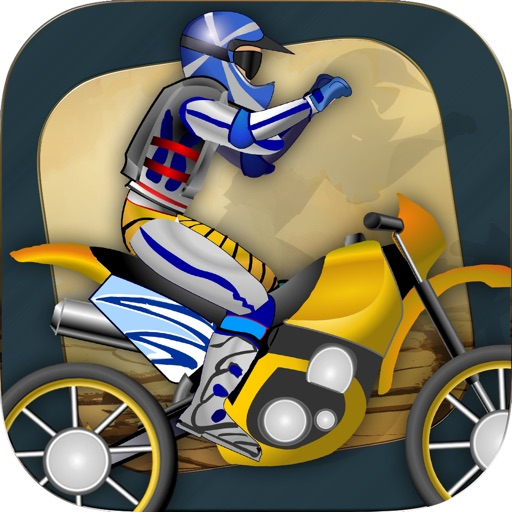 Extreme Dirt Bike Race Pro - cool motorbike racing game iOS App