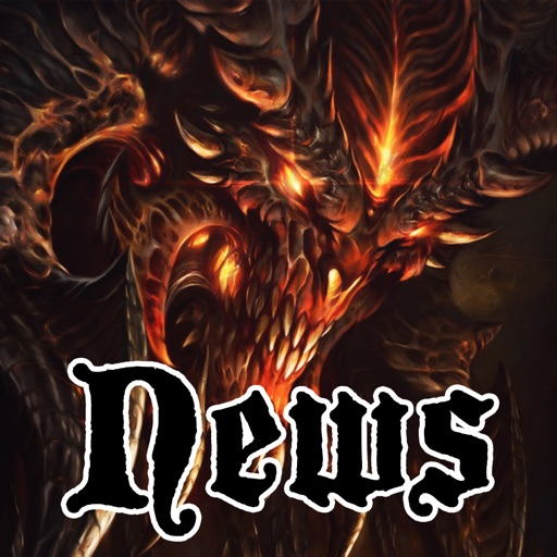 News for Diablo 3 Unofficial iOS App