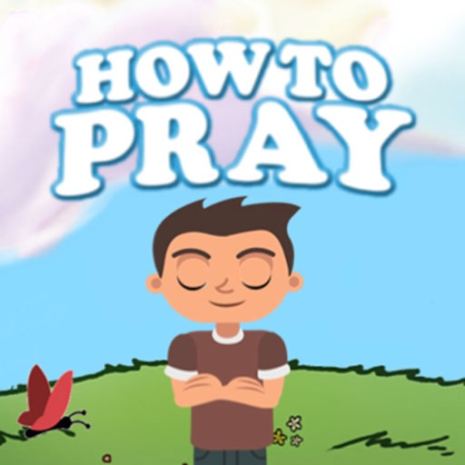 How to Pray - An Animated ebook for kids