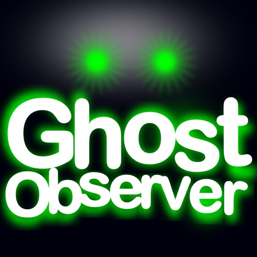 Ghost Observer - scary paranor... app for ipad