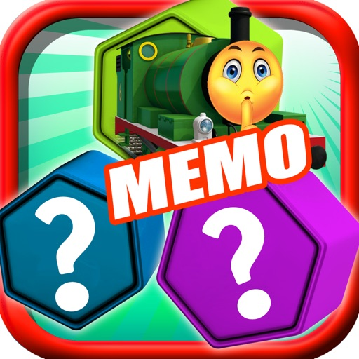 Memo Kids for Train&Thomas edition iOS App