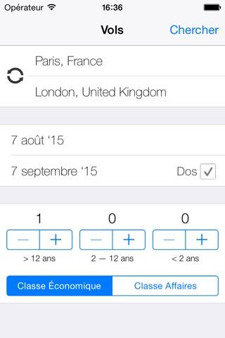Kiwi Flights - Cheap Tickets screenshot 1