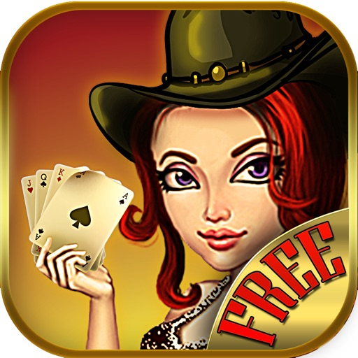Let Em Ride Western Poker Arena - Play Texas Cards With A Fresh Deck iOS App