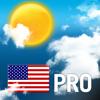 USA Weather forecast Pro
