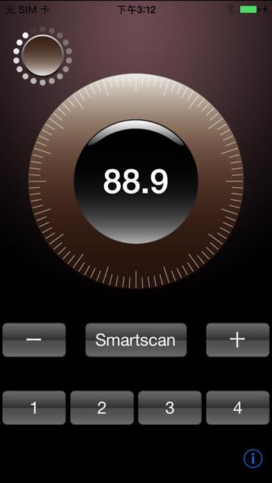fm transmitter on the app store. Black Bedroom Furniture Sets. Home Design Ideas