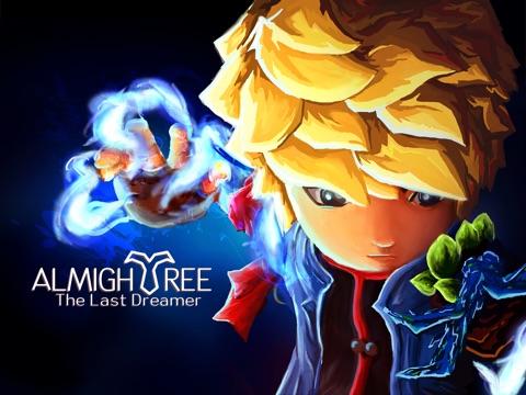 Almightree: The Last Dreamer на iPad