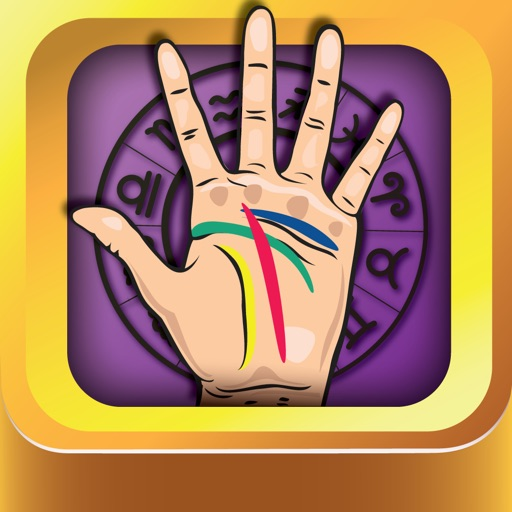 Palm Reader HD, Unveil Your Secrets iOS App