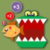Math Monsters - Brain Game with Numbers