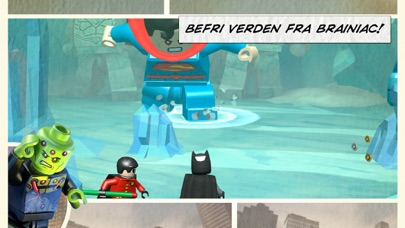 Screenshot for LEGO® Batman 3: Beyond Gotham in Denmark App Store