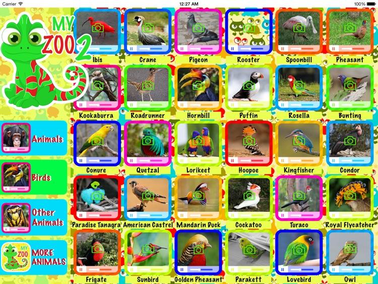 MY ZOO 2 - Learn Animal Names by Alina Yeremenko