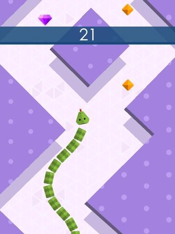 Screenshots of Arrow for iPad