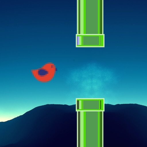 Flappy Crossy Bird iOS App