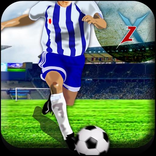 Lets Play Football 3d iOS App