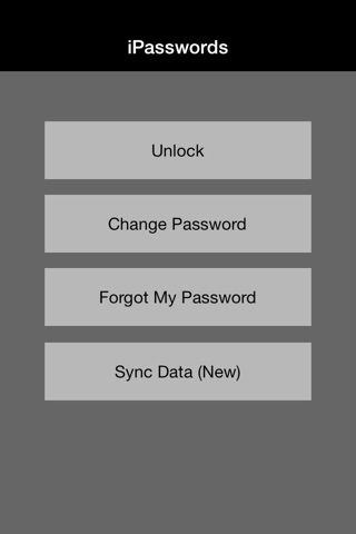 iPasswords screenshot 3