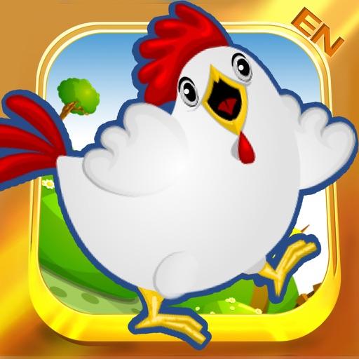 Crazy Chicken-EN iOS App