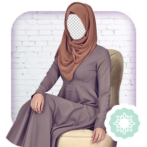 Hijab Fashionista Photo Montage Pro iOS App
