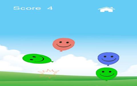 Balloon Popping Free screenshot 3