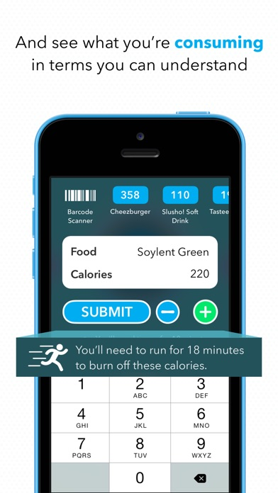 download CARROT Hunger - Talking Calorie Counter apps 3