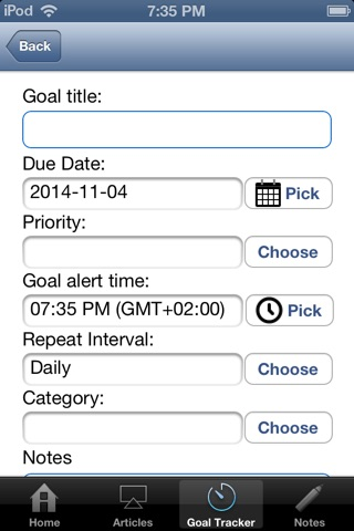 Distance Running - Pick the Perfect Running Program For You screenshot 3