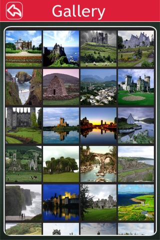 Ireland Offline Map Tourism Guide screenshot 4