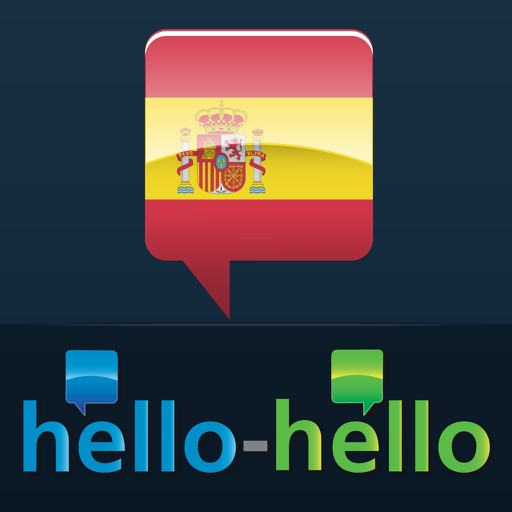 Hello-Hello西班牙语 (for iPhone)【西班牙语学习】