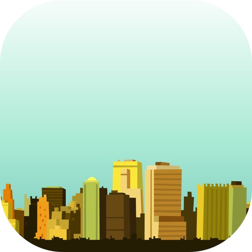 Cities 2048 iOS App