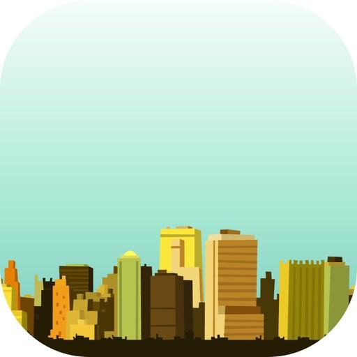 Cities 2048 Icon