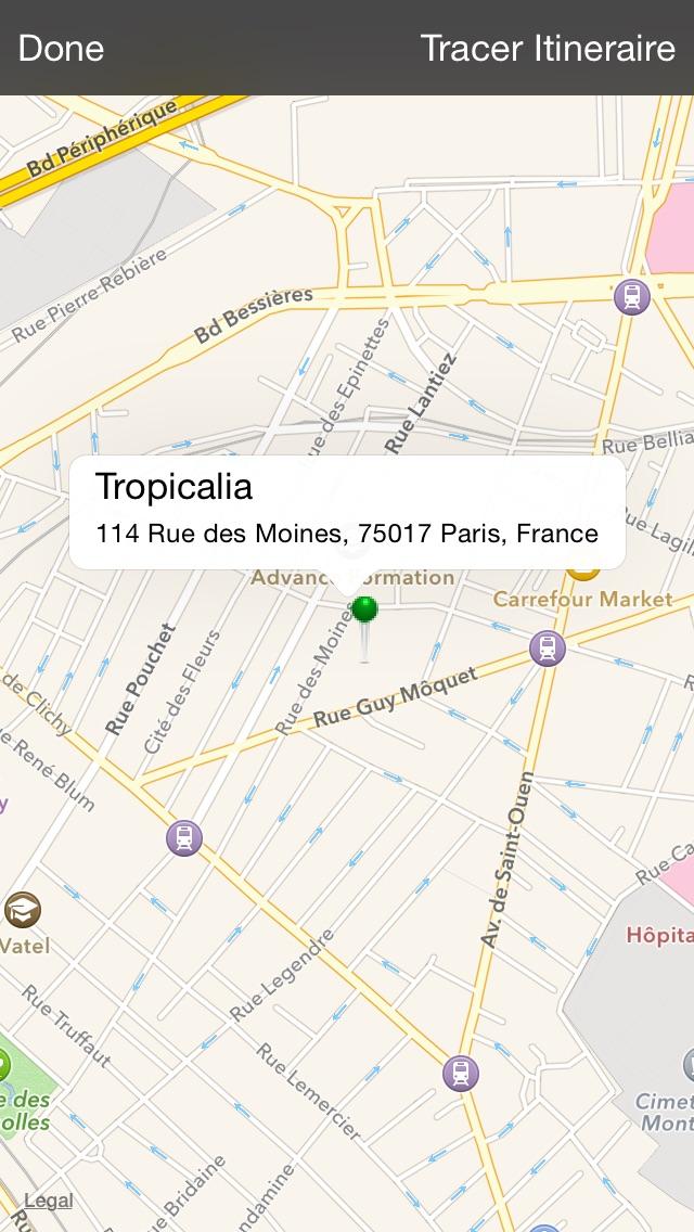 TropicaliaCapture d'écran de 5