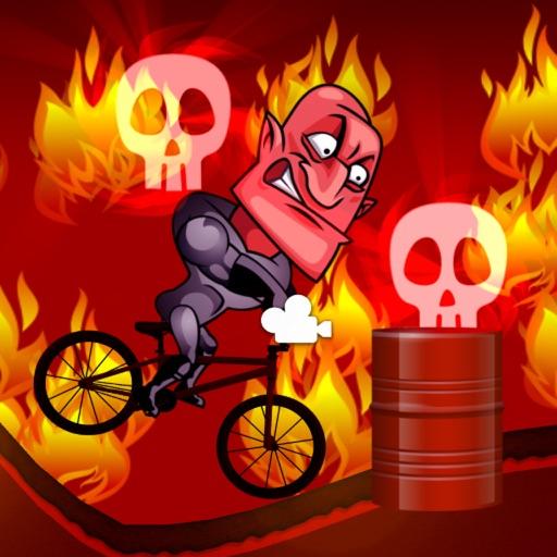 Hell Stuntman iOS App
